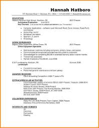 date format on resume 8 resume expected graduation date happy tots