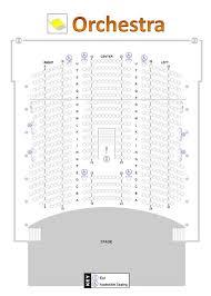 Printable Van Wezel Seating Chart Printable Van Wezel Seating Chart Www Bedowntowndaytona Com