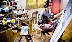 Jessica Dickinson, 2008 — Project:Artist