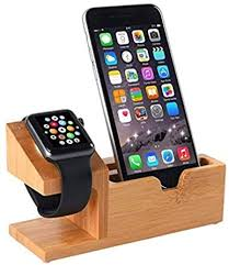Charger wireless , charger pad wireless , 3 iphone wireless charger , зарядки беспроводной , fast charger charges wireless , appl watch holder , apple watch charg base. Amazon Com Compatible With Apple Watch Stand Usb Charging Stand Hunter K Phone Stand With 3 Usb Charging Port Bamboo Wood Charging Dock Station For Apple Watch Se 6 5 4 3 2 1 Iphone 12 11 Pro Max X Xs Xr Xs