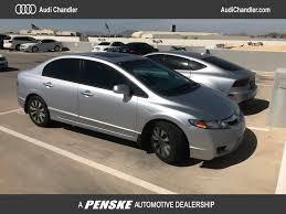 2011 Used Honda Civic Sedan 4dr Automatic EX at Penske Chandler ...