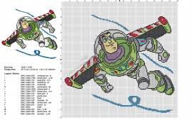 Patterns Tagged With Toy Story Cross Stitch Pattern Free