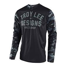 Troy Lee Design New <b>Hot Sale</b> Men <b>Motocross Jersey</b> GP Cosmic ...