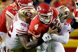 Chiefs Lose Valuable Backups Chad Henne And Breeland Speaks
