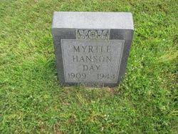 Myrtle Hanson Day (1909-1944) - Find A Grave Memorial