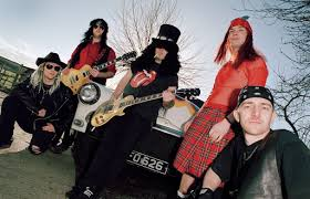 UK <b>GUNS N ROSES GUNS N ROSES</b> TRIBUTE BAND