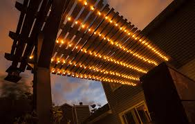 deck lighting. Deck Lighting Installation