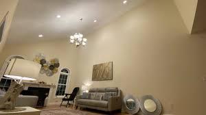 vaulted ceilings wall decor ideas