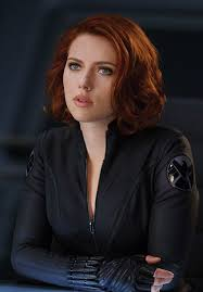 3 black widow from the avengers and iron man 2 scarlet johanssen s character