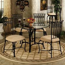 Rod Iron Kitchen Tables Wrought Iron Kitchen Furniture Cliff Kitchen