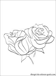Rosa Disegni Da Colorare E Stampare Disegni Da Colorare Gratis