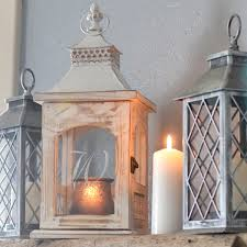 ... Rustic wedding lantern decoration personalized with single initial,  bride & groom's name and wedding date ...