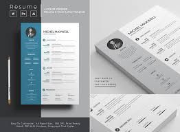 Microsoft Word Resume Templates Delectable 48 Professional MS Word Resume Templates With Simple Designs