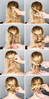 easy formal hairstyle