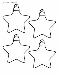 Many designs and colors to choose from! 13 Free Printable Christmas Ornament Templates The Artisan Life