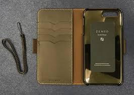 zendo kaiga iphone 7 plus wallet case