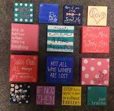 Diy Paint Ideas Mini Canvas Painting Ideas 3x3 And 4x4 Mini Canvases Diy Mini
