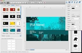 photo card maker templates free business card maker app for mac template download design planmade
