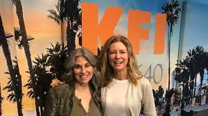 Actress, Comedienne, and Cancer Survivor Wendy Hammers Busts a Move | KFI  AM 640