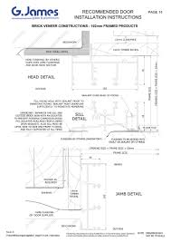 view cavity brick instructions