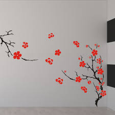 Decorate Bedroom Walls Lovely Wall Decorations For Bedrooms Sakura Art Wall Decorations