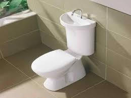 Sink combo for small bathroom basin combination ceramic milano bliss u unit  milano toilet sink combo