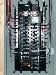 mobile home electrical panel breaker box in bedroom fuse decor 7 Electric Fuse Box Types at Home Fuse Box Wiring Diagram