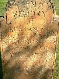 Lillian Mae Hollingshead (1869 - 1870) - Genealogy