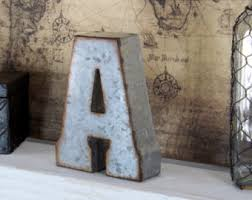 simple ideas tin wall decor inspiring idea metal letters