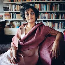 Arundhati Roy, the Not-So-Reluctant Renegade - The New York Times