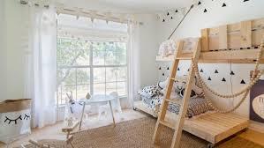 Interior Design Kids Bedroom Stunning Simplicity Inspires Creativity In Shared Kids Bedroom