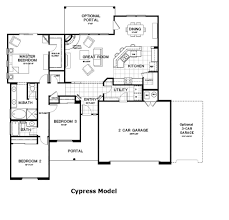 house plans side entry garage corner rear country post