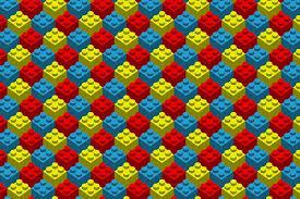 Lego Patterns New Lego Pattern Graphic Patterns Creative Market