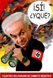 Resultado de imagen para netanyahu genocida