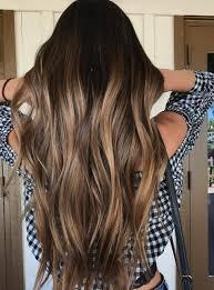 Dark Brown To Light Brown 50 Dark Brown Hair With Highlights Ideas For 2020 Hair Adviser
