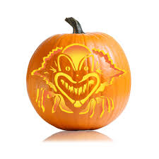 Clown Pumpkin Carving Patterns