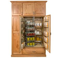 Food Storage Pantry Cabinet with Pantry and Food Storage Storage Solutions  Custom Wood Products with Used