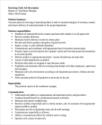 Assistant Warehouse Manager Job Description Warehouse Manager Job Responsibilities Decorating Interior Of Your