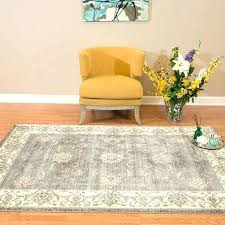 gray accent rug home blue grey and white rugs yellow