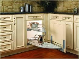 Corner Kitchen Cabinet Whitewash