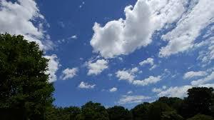 商用利用可能癒しの自然動画フリー素材no 008夏の青空と雲の風景 1080