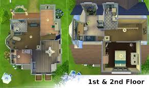 best house plans design ideas for home impressive sims 4 blueprints modern plex multi family