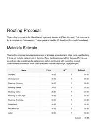 A Sample Of A Proposal Business Proposal Templates 100 Free Examples Edit