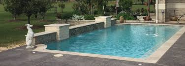Backyard Pool Designs Landscaping Pools Magnificent Custom Pool Builder Houston League City Swimming Pool Features