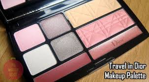 studio palette review contents makeup palette save traveldior this is the dior travel in dior palette