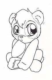 Small Picture Esay Drawing Baby Pandas Coloring Coloring Pages