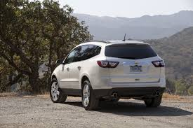 2017 Chevy Traverse Production & Manufacturing | GM Authority