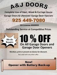 kiss to save garage doors and garage door openers