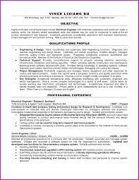 Sample Resume Format Sample Resume Format For Electrical Engineer DiplomaticRegatta 91