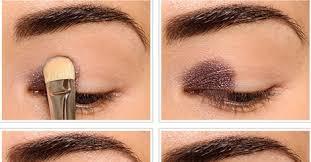 color eye makeup tutorial for brown eyes